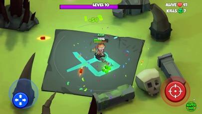 Warriors io screenshot 5