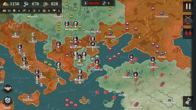 European War 6: 1914 screenshot 5
