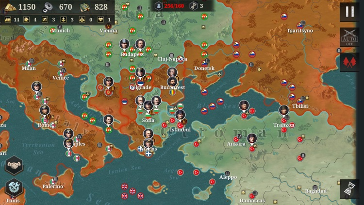 European War 6: 1914 screenshot-4