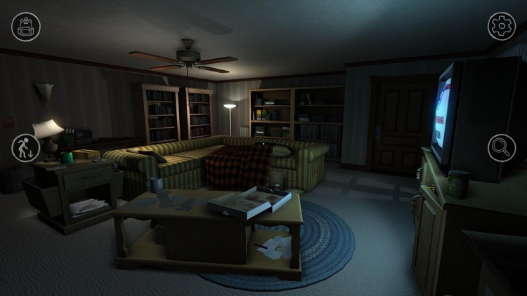 Gone Home screenshot-5
