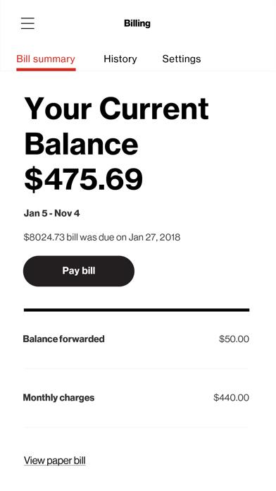 My Verizon For Business by Verizon Wireless (iOS, United