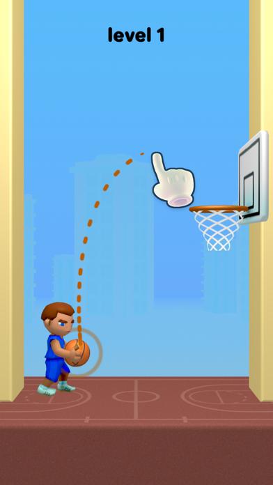 Doodle Dunk screenshot 1