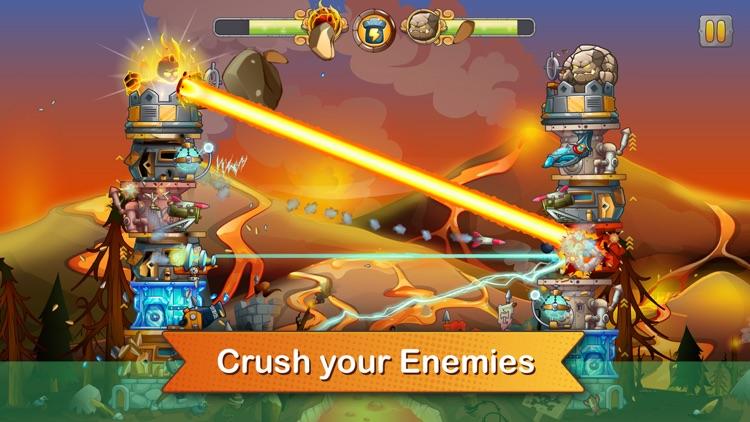 Tower Crush: Strategy War Game screenshot-4