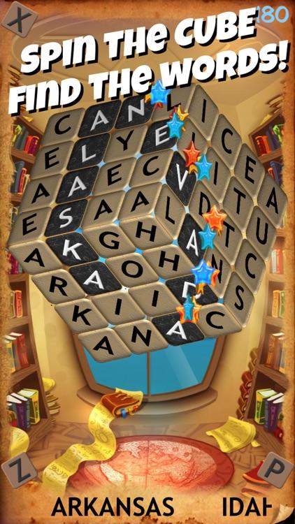 Word Head ( 3D Word Search ) screenshot-0