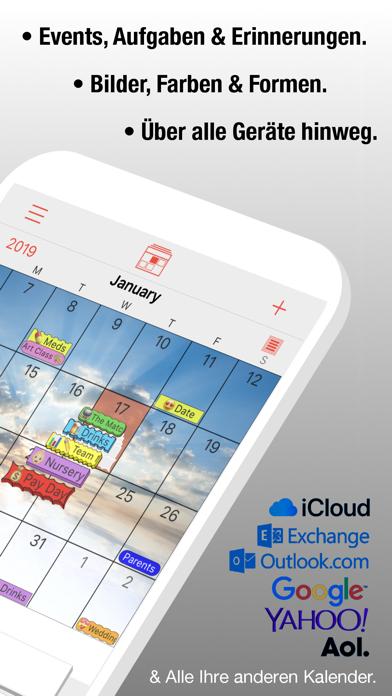 Kalender PocketLifeScreenshot von 2