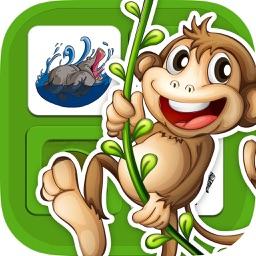 Animals Memo Games