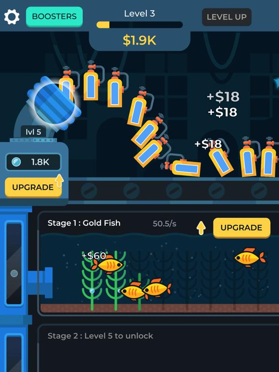 Idle Fish Aquarium screenshot 13