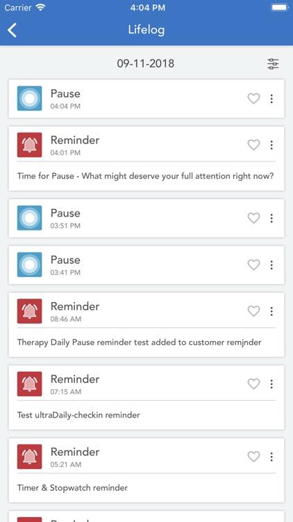 Mindfulness Daily screenshot-4