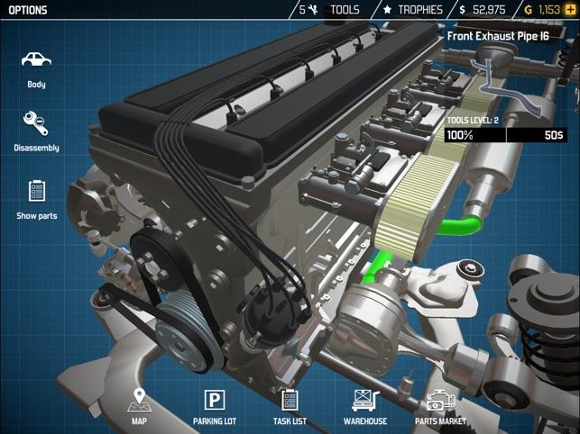Car Mechanic Simulator 18 on the App Store
