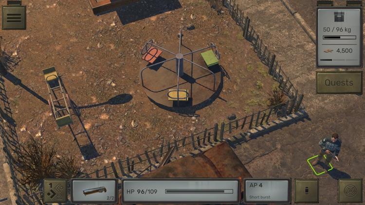 ATOM RPG screenshot-7