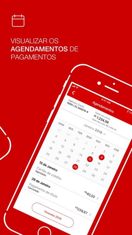 Santander Brasil screenshot-3