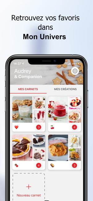 Companion De Moulinex Dans L App Store