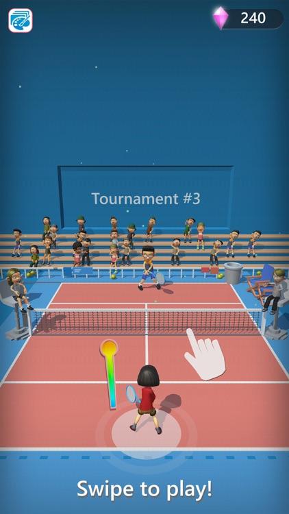 World Tennis Ball Cup Champion screenshot-3