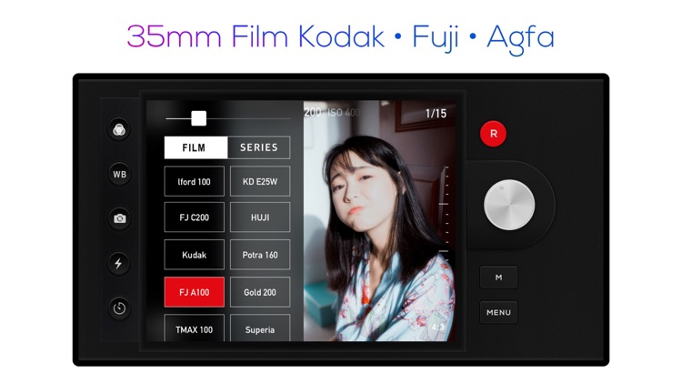 Reica - Disital Film Camera screenshot-3