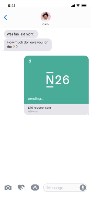 Carte N26 Belgique.N26 The Mobile Bank On The App Store