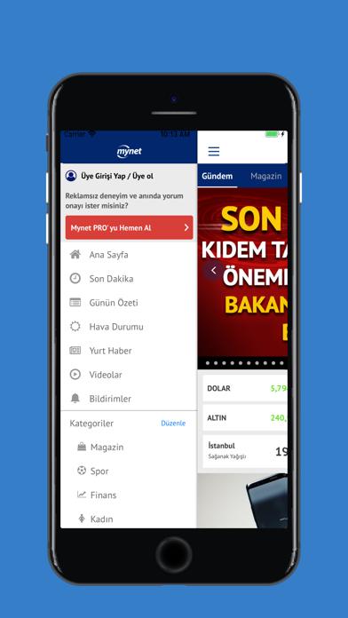 download Mynet Haber - Son Dakika indir ücretsiz - windows 8 , 7 veya 10 and Mac Download now