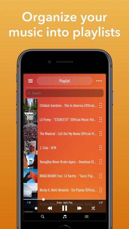 FlyTunes Music Player