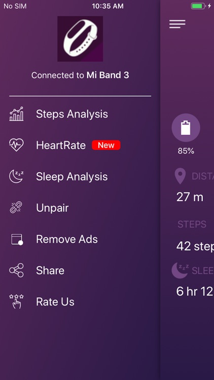 Mi Band App for HRX, 2 & 3 screenshot-5