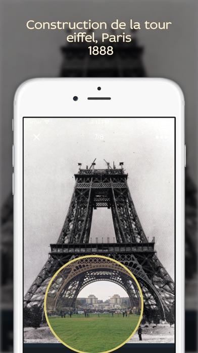 Screenshot #3 pour Time Portal:hier et maintenant