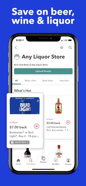 Ibotta: Cash Back Rewards App on the App Store
