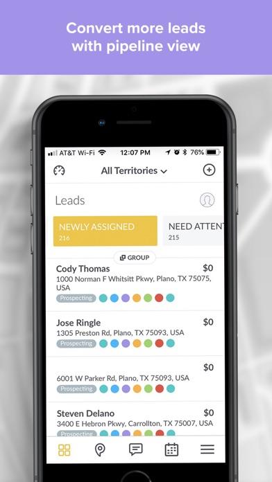 SPOTIO | #1 Field Sales App screenshot three