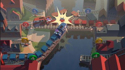 Screenshot #2 pour Train Conductor World