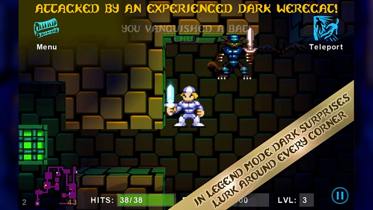 Sword of Fargoal (GameClub) screenshot-3