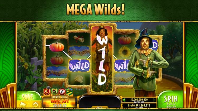 Wizard of Oz: Casino Slots screenshot-4