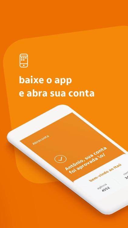 Itaú abreconta screenshot-6