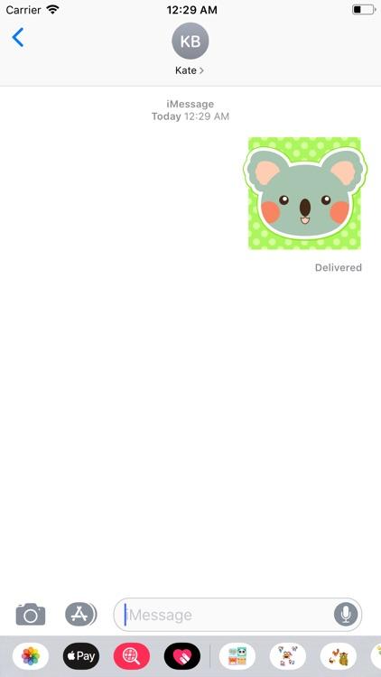 CuteAniLabelSt screenshot-4