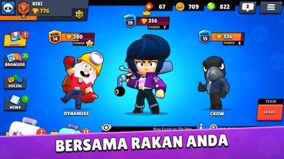 Screenshot for Brawl Stars in Malaysia App Store
