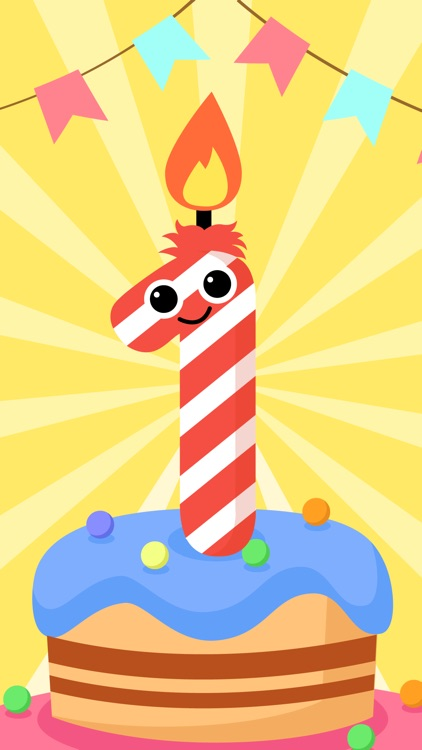 123 Candy Baby - Learn Numbers screenshot-4