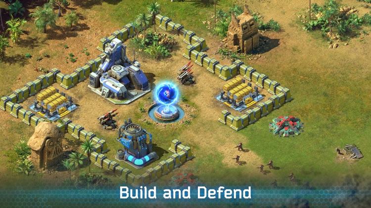 Battle for the Galaxy War Game screenshot-0