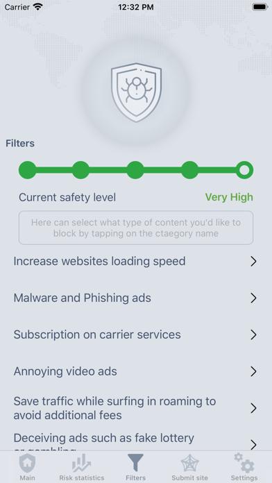 Adblocker Utility Pro Screenshot
