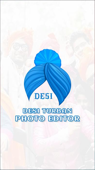 Desi Turban photo editor screenshot 1