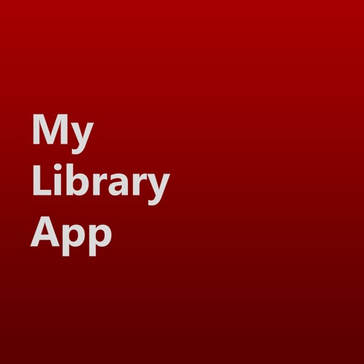 My Library App icon