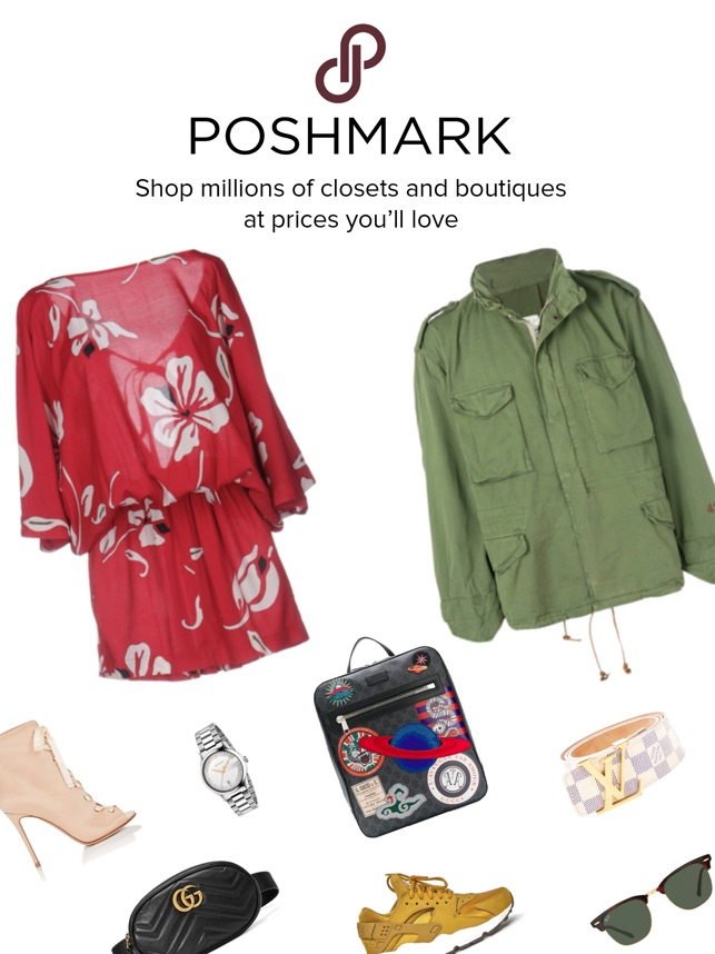 8acc16a7931  Poshmark on the App Store