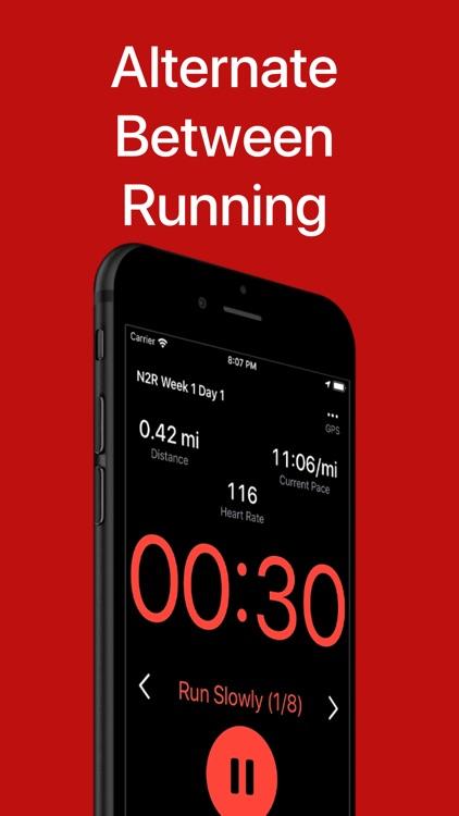 None to Run: Start Running