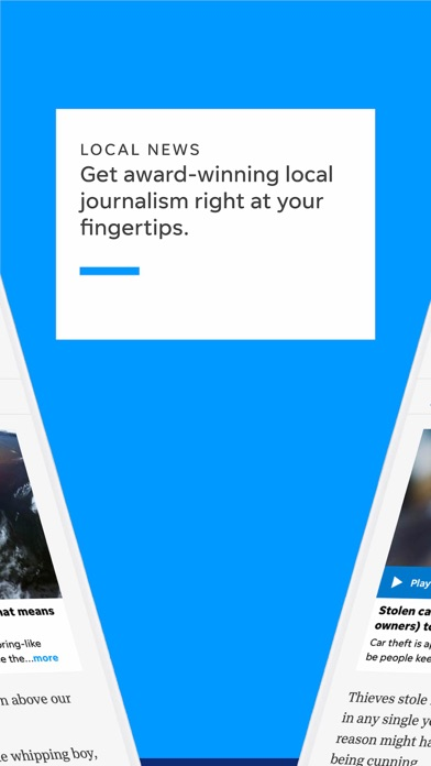 The News Leader Screenshot