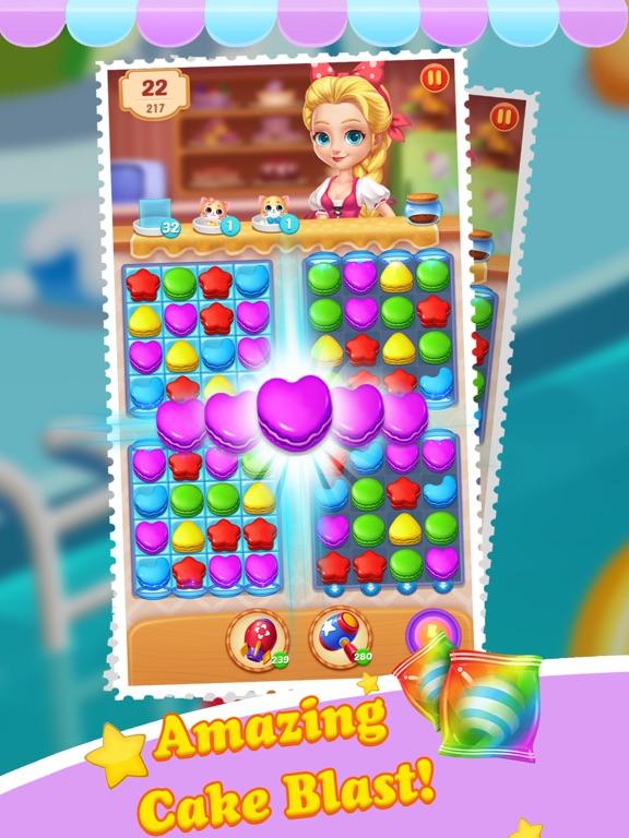 Cake Jam Drop - New Match Game screenshot 9