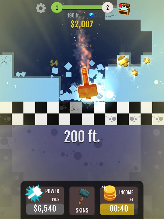 Hammer Jump screenshot 11