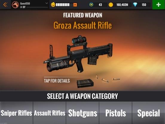 Sniper 3D Assassin: Gun Games-ipad-7
