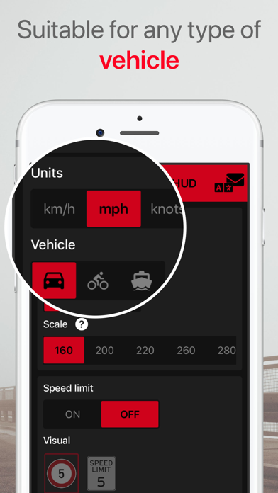 Speedometer One+ screenshot four