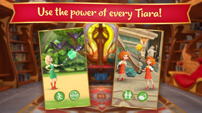 Screen Shot Little Tiaras: Magical Tales! 3