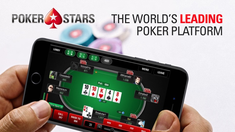 PokerStars Play Money Poker