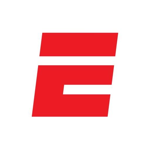 ESPN: Live Sports & Scores app logo