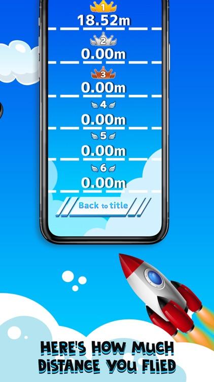 GoGoMyRocket - Idle Rocket Fly screenshot-9