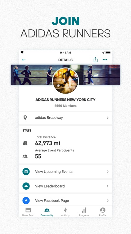 adidas Runtastic Running App screenshot-5