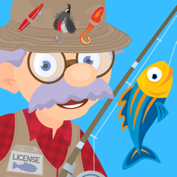 Ícone do app Fishing With Grandpa