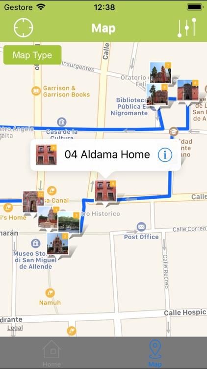 mxplor San Miguel de Allende screenshot-4